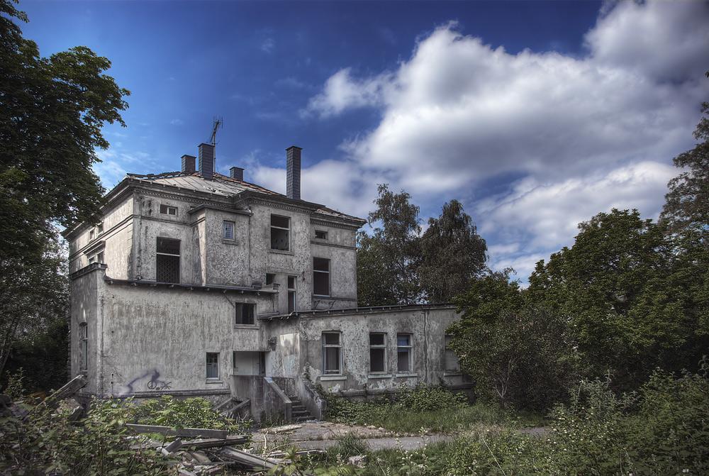Haunted House I: Die alte Villa