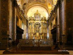 Hauptaltar der Catedral Metropolitana