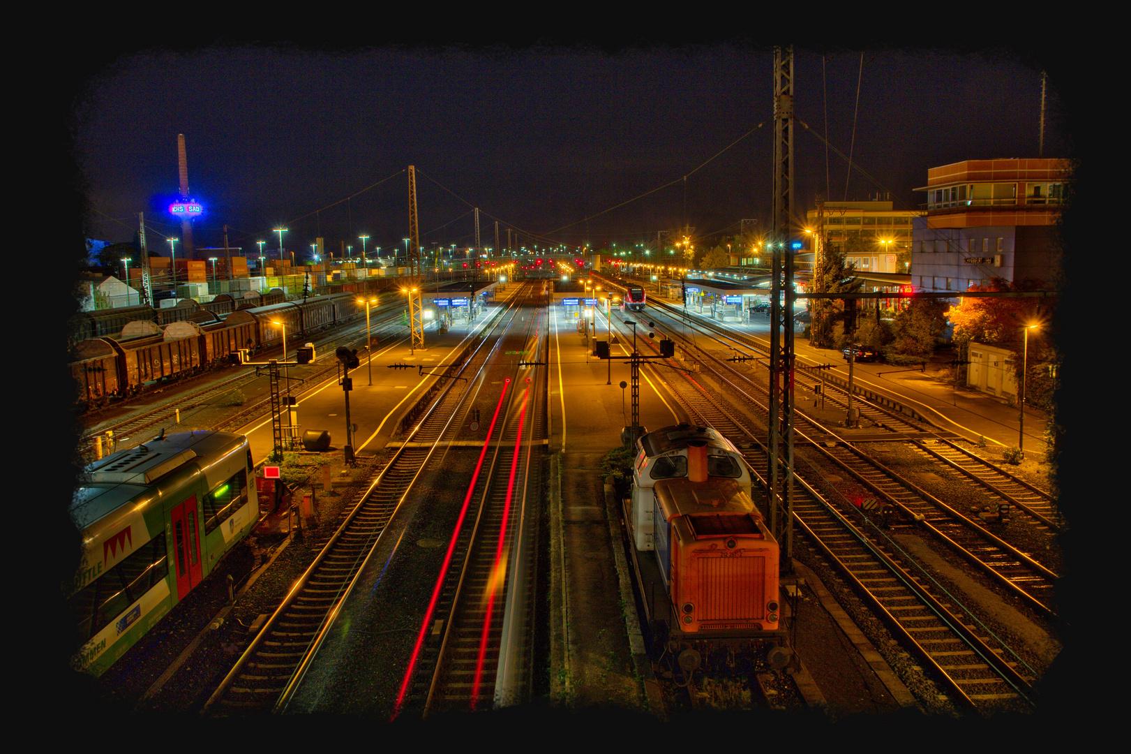 Hauptbahn Schweinfurt