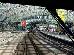 Hauptbahnhof - die etwas andere Perspektive