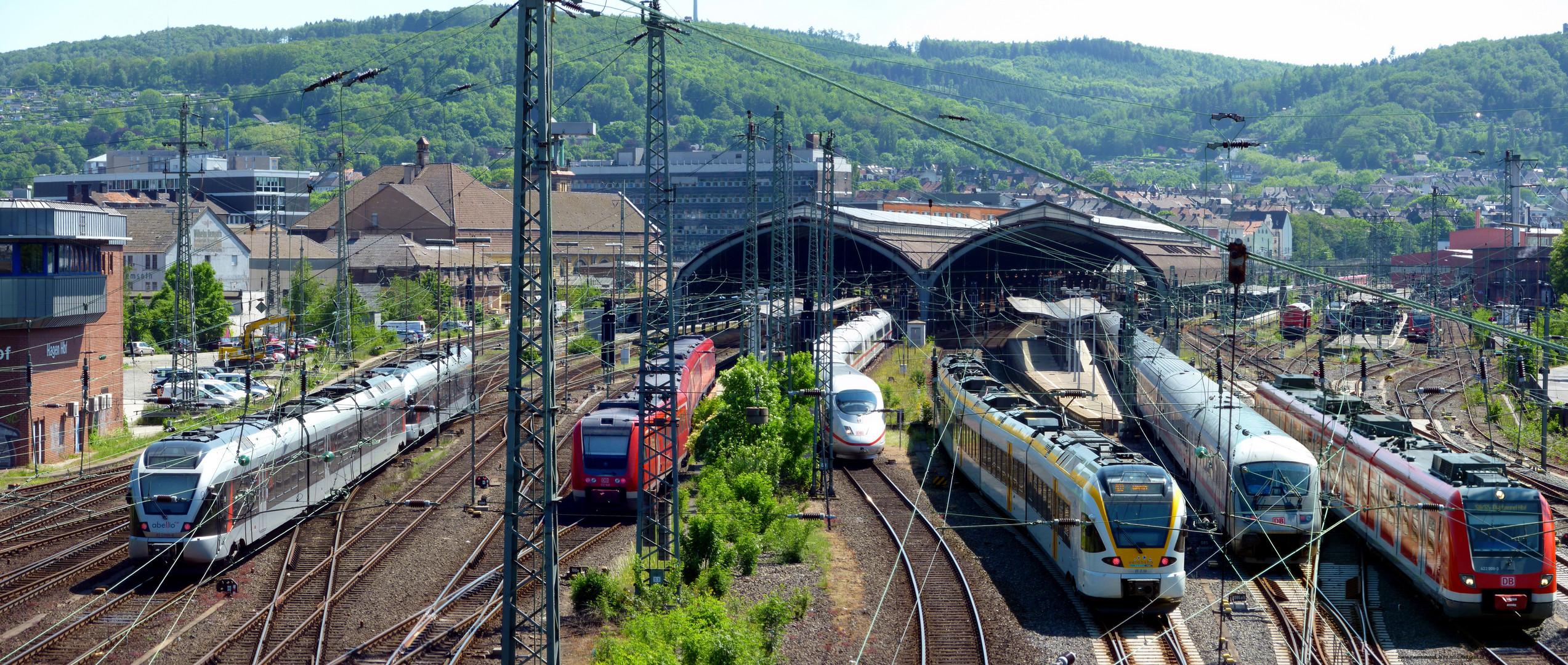 Hauptbahnhof Hagen