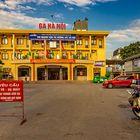Hauptbahnhof in Hanoi