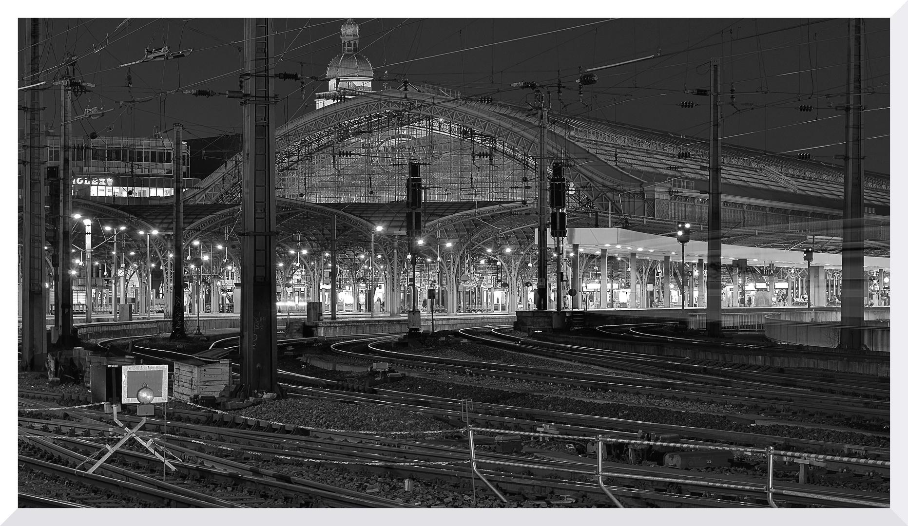 Schließfächer Köln Hauptbahnhof