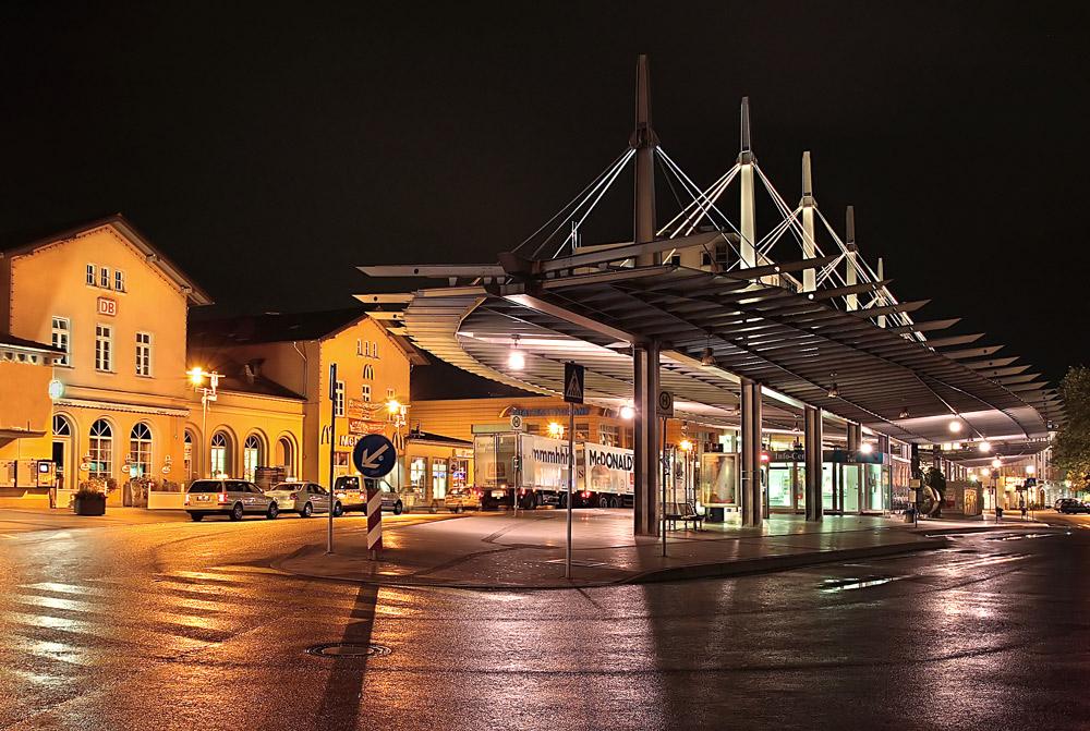 Hauptbahnhof Siegen / ZOB
