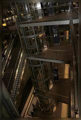 Hauptbahnhof, vielschichtig....