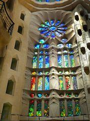 Hauptfenster Sagrada Familia