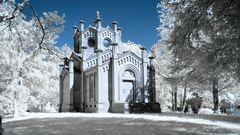 Hauptfriedhof FFM - Mausoleum Reichenbach-Lessonitz