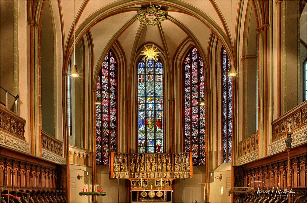 Hauptkirche St. Johannis  Lüneburg ...