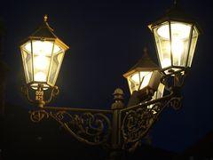 Hauptmarktbeleuchtung in Zwickau