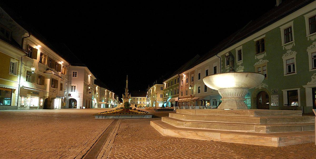 Hauptplatz, St.Veit/Glan, Kärnten