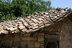 Hauptsache ein Dach...
