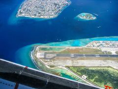 Hauptstadt und Flughafen