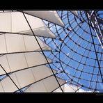 Hauptstadtarchitektur IV - Dach des Sony Centers