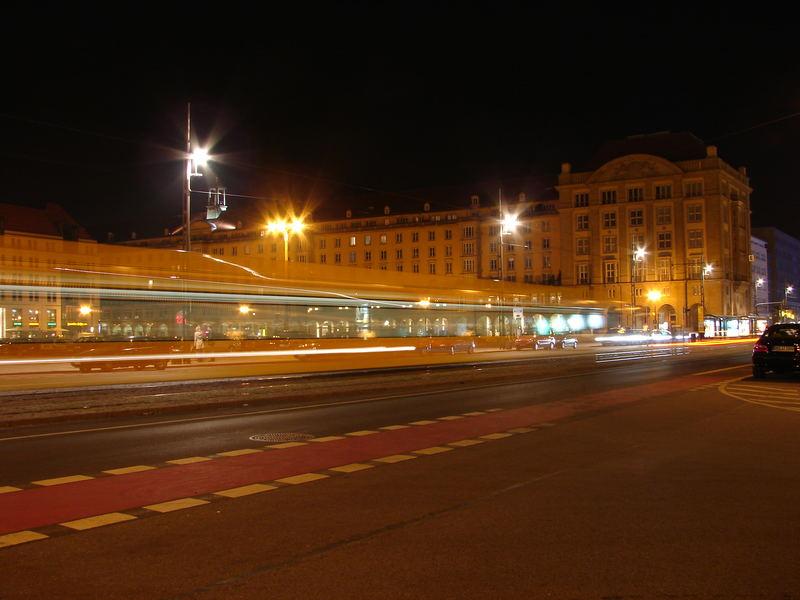 Hauptstraße in Dresden
