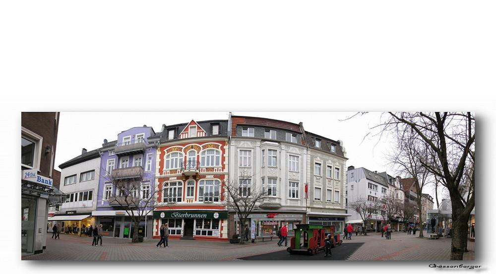 Hauptstraße in Menden