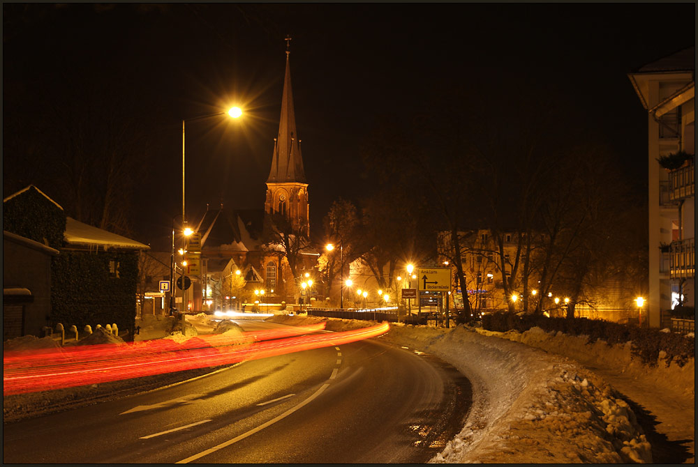 Hauptstraße in Torgelow