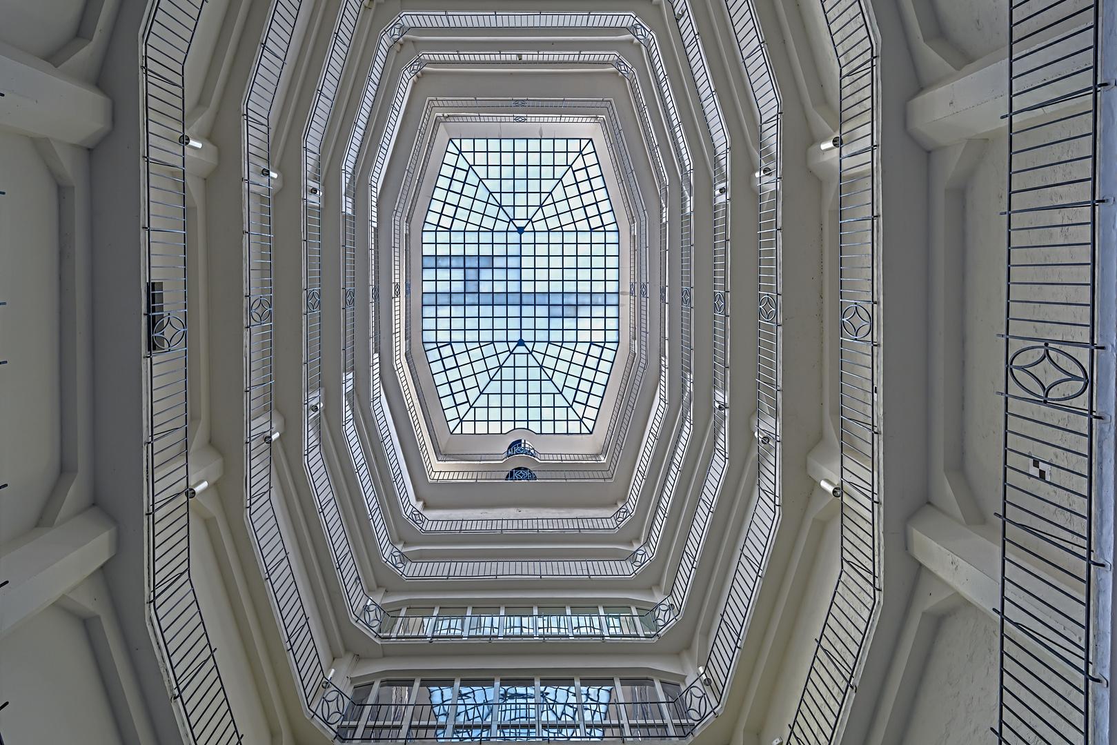 Hauptzollamt München, Kuppel