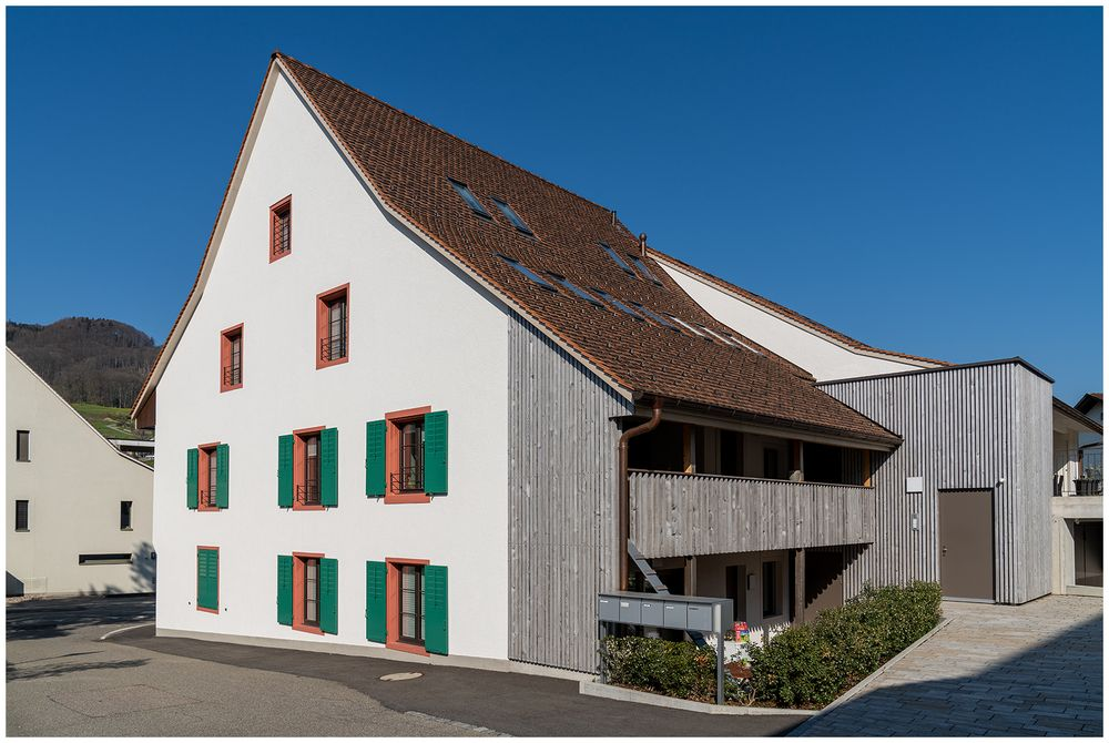 Haus am Dorfplatz