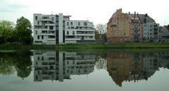Haus am Fluss....