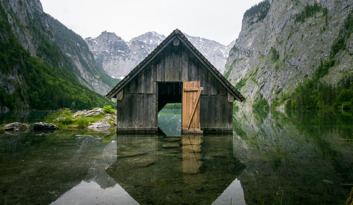 Haus am See...