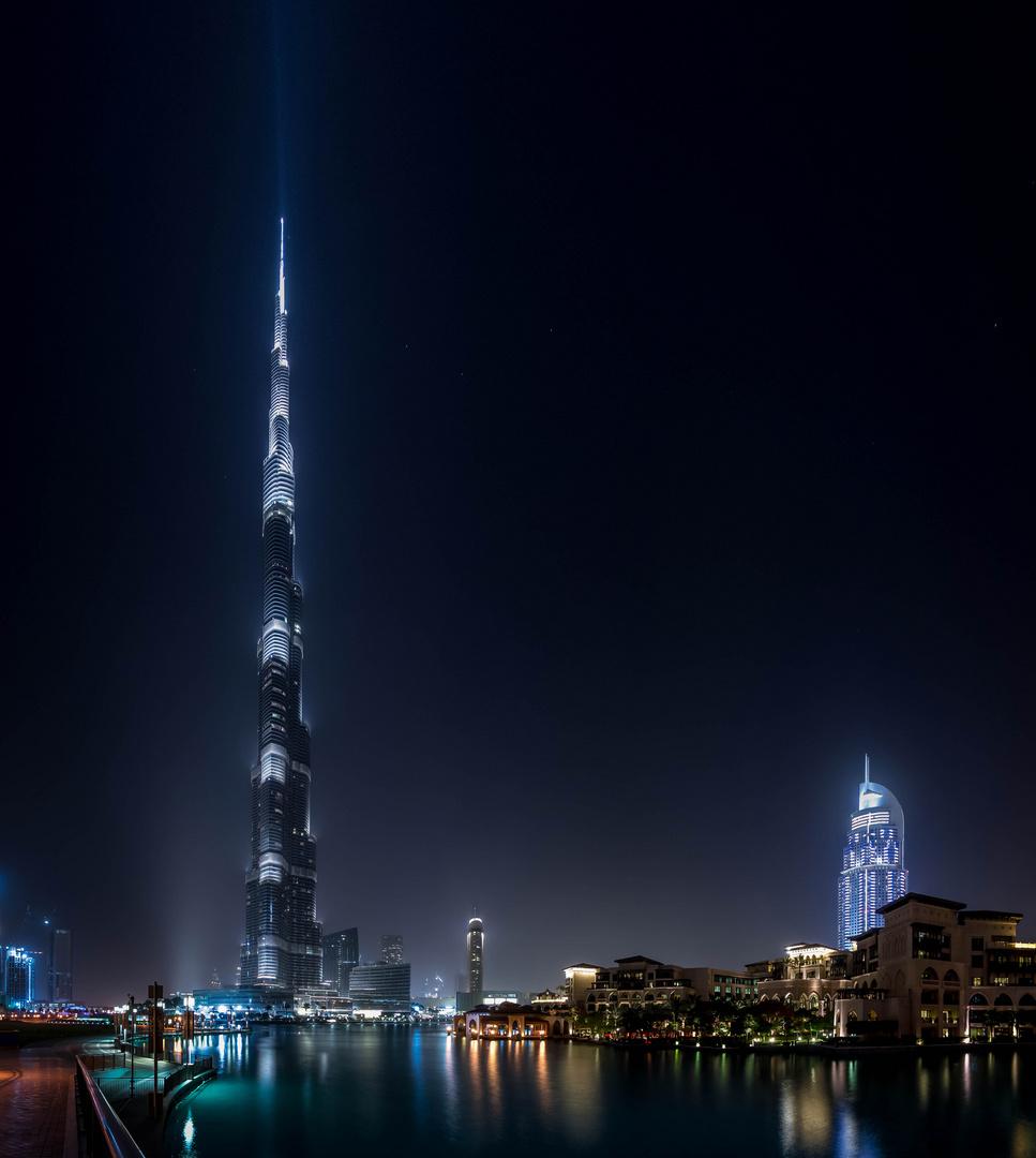 Das Haus Am See Renartis Reisen: Haus Am See / Burj Khalifa Foto & Bild