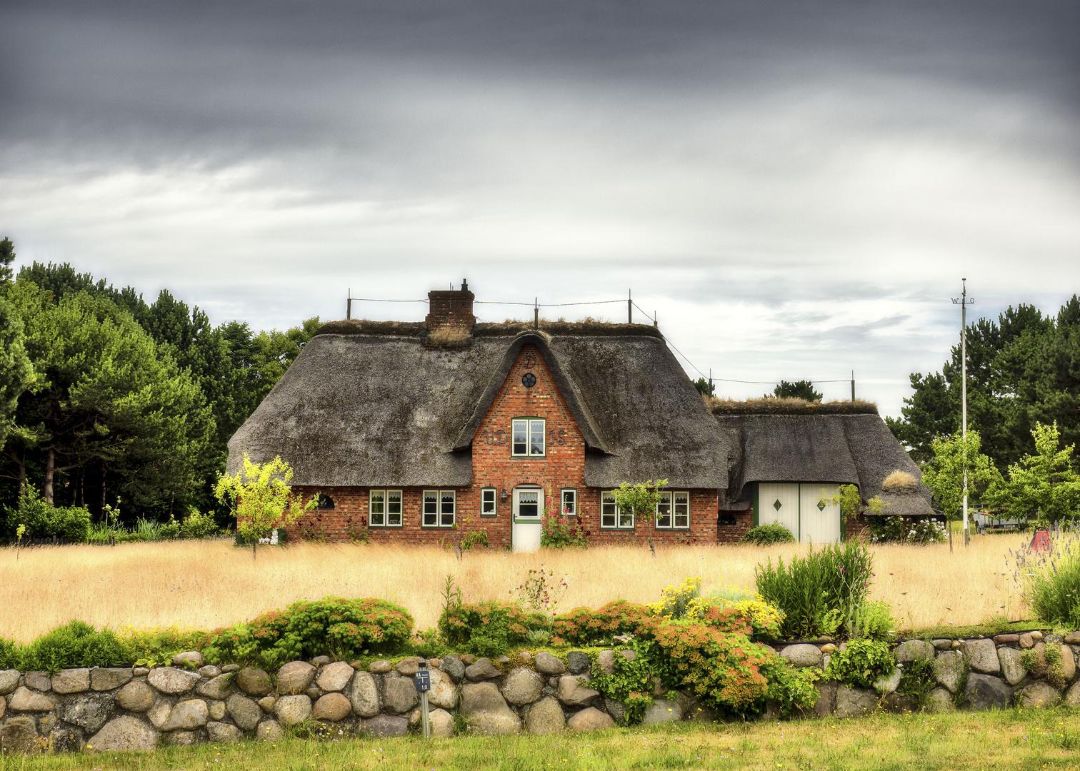 Haus auf Amrum