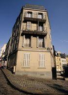 Haus auf dem Montmartre