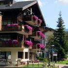 Haus auf der Rieder Alp