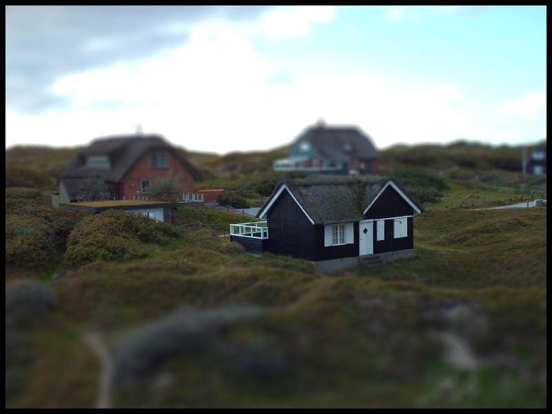 Haus auf Fanø