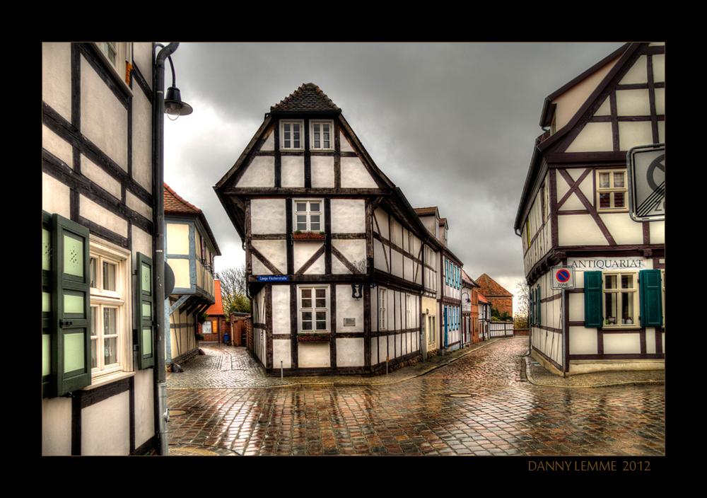 """Haus """"Buhnenkopf"""" Tangermünde"""