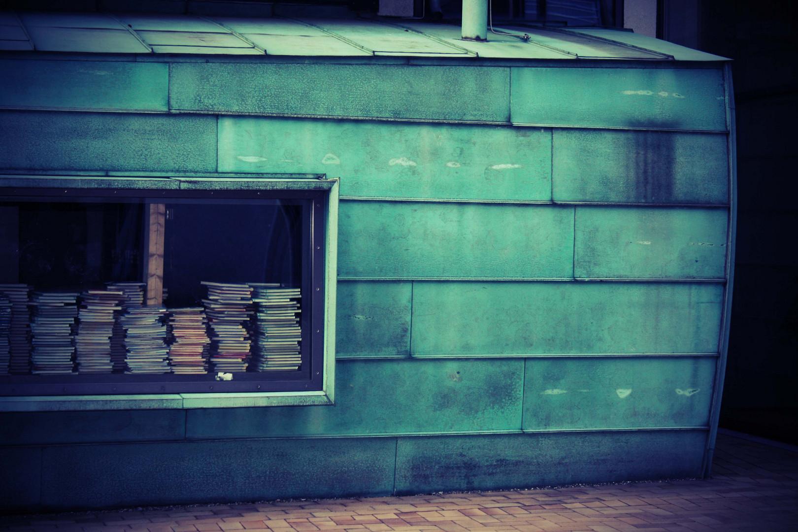 Haus der 1000 Bücher