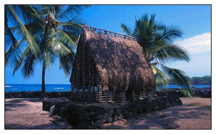 haus der alii h uptling foto bild north america united states hawaii bilder auf. Black Bedroom Furniture Sets. Home Design Ideas