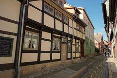 Haus der Freimaurerloge in Quedlinburg