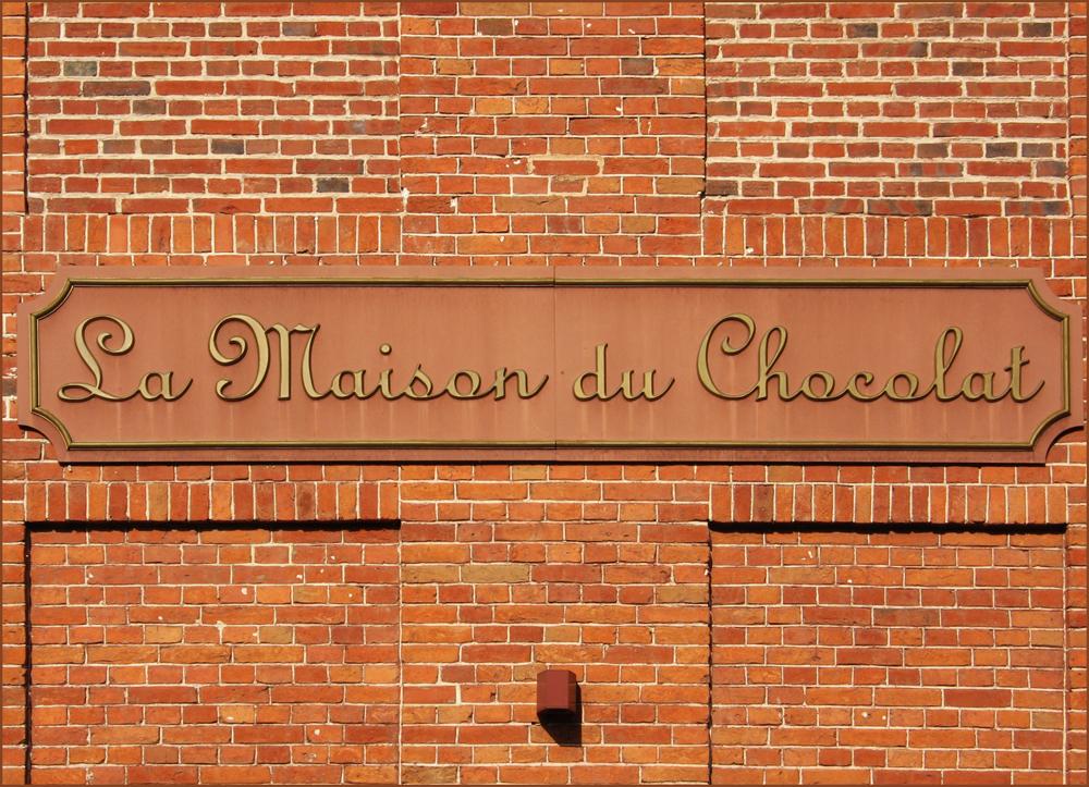 """"""" Haus der Schokolade """""""