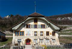 Haus des Bielersee- Weines