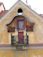 """"""" Haus Detail """" -  Prag  (Tschechien)"""