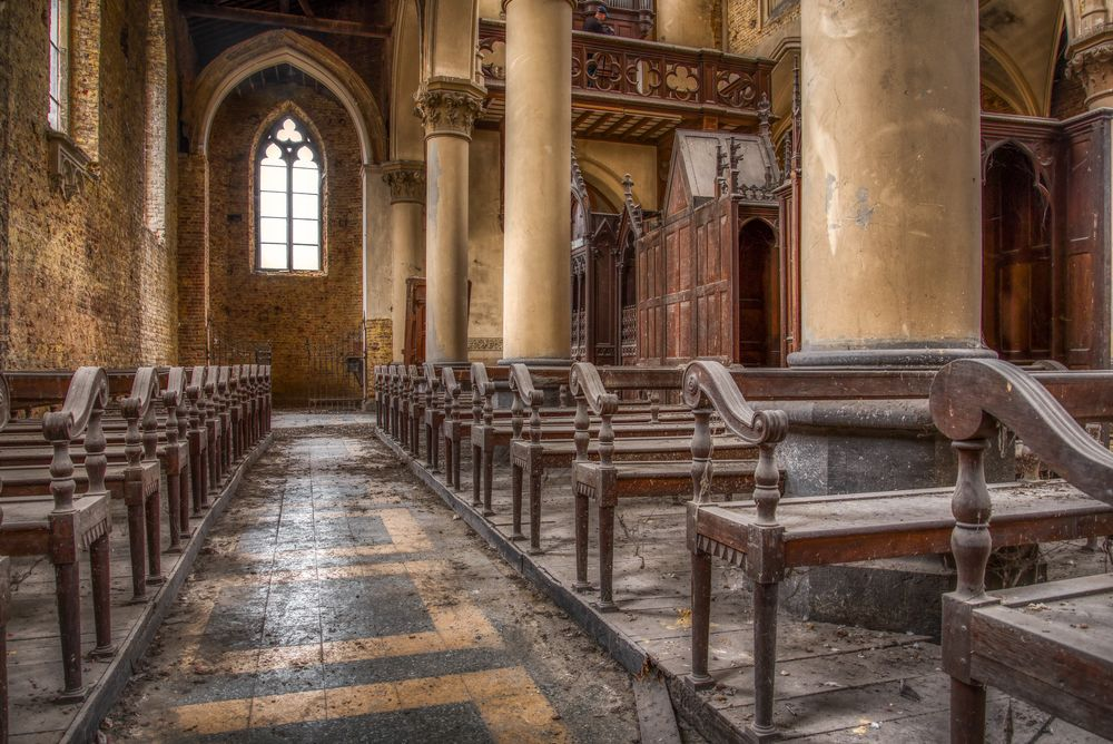 Kirchenraum kennenlernen