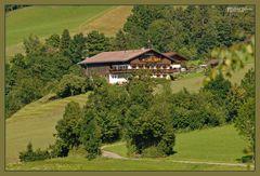 Haus Grünholz, Itter Tirol