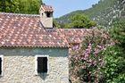 Haus im kroatischen Nationalpark Plitvicer Seen