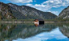 Haus im See ...