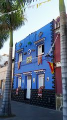 Haus im Städtchen Puerto de la Cruz -Teneriffa