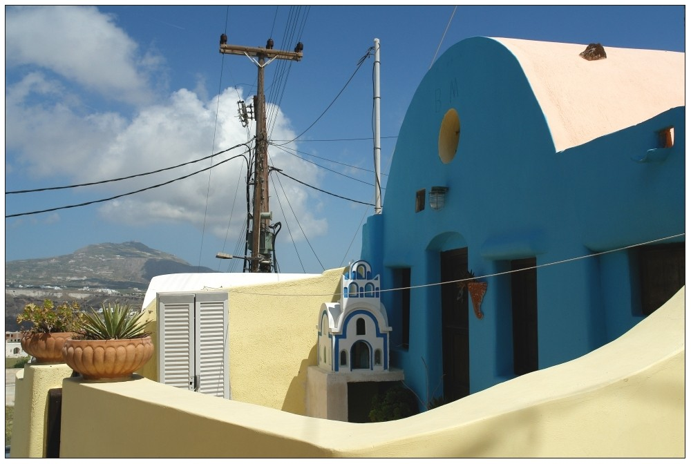 Haus in Akrotiri