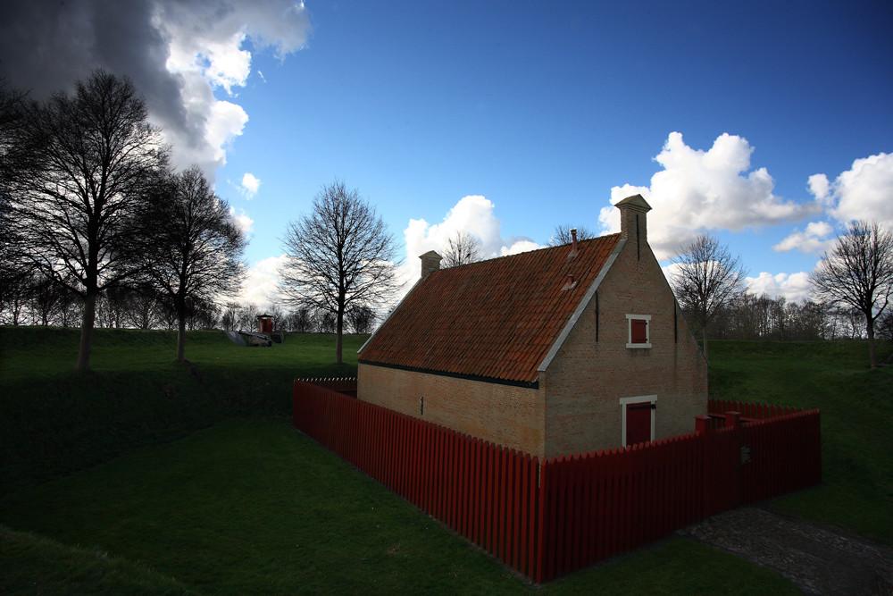 Haus in der Bourtange 2