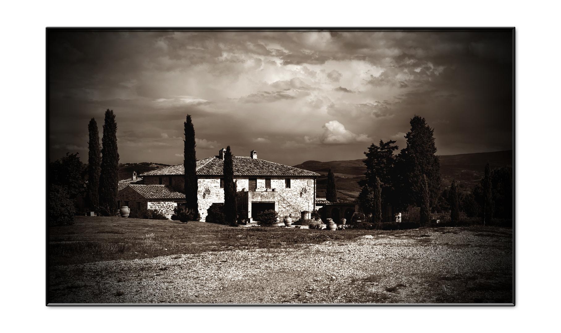 Haus In Der Toskana Foto Bild Jahreszeiten Fruhling Angerer