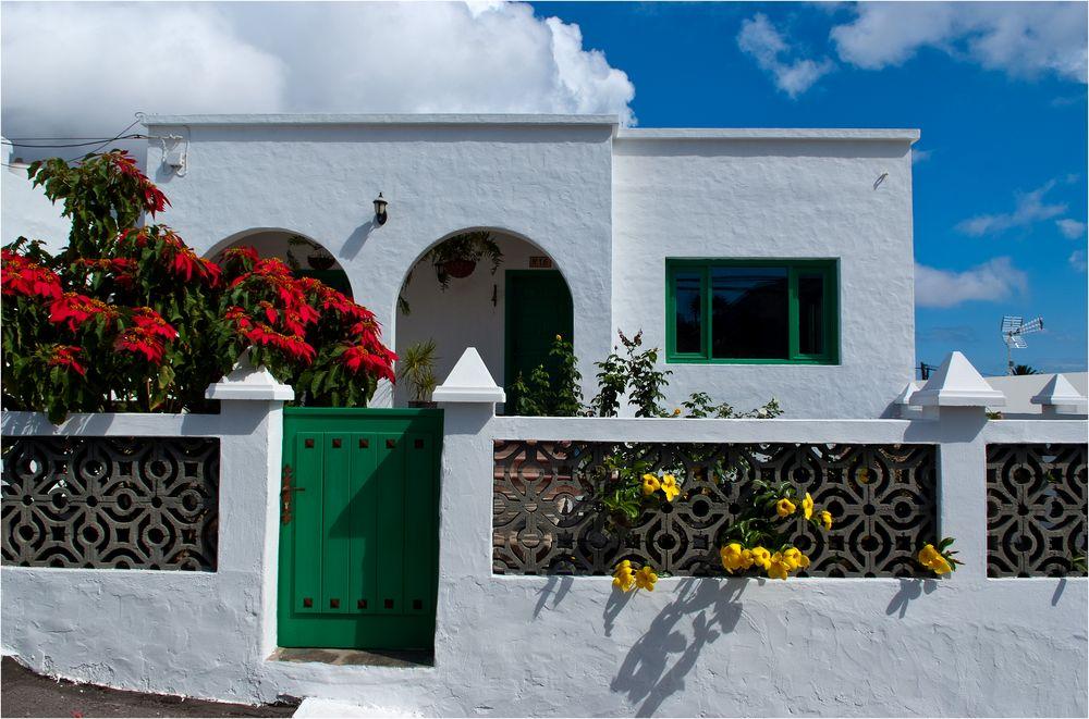 Haus in Haria