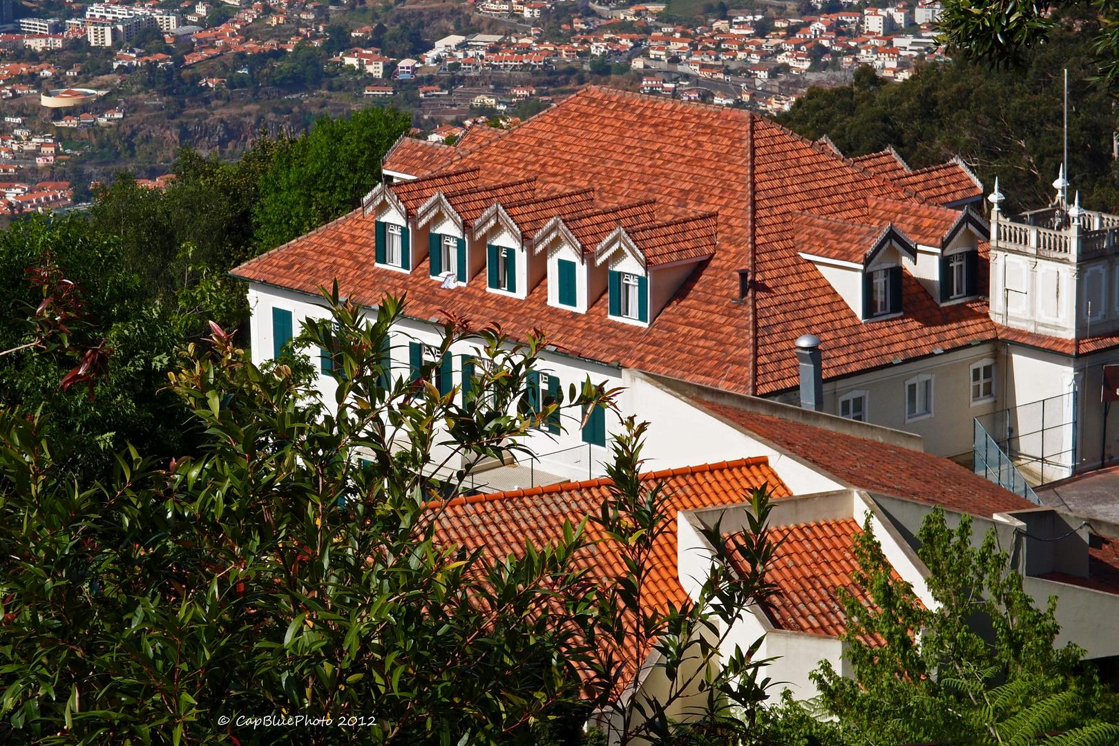 Haus in Monte (über Funchal)
