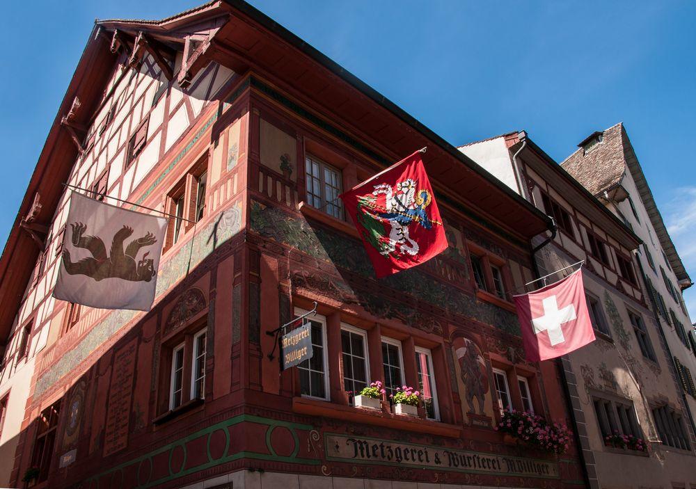 Haus in Stein am Rhein CH