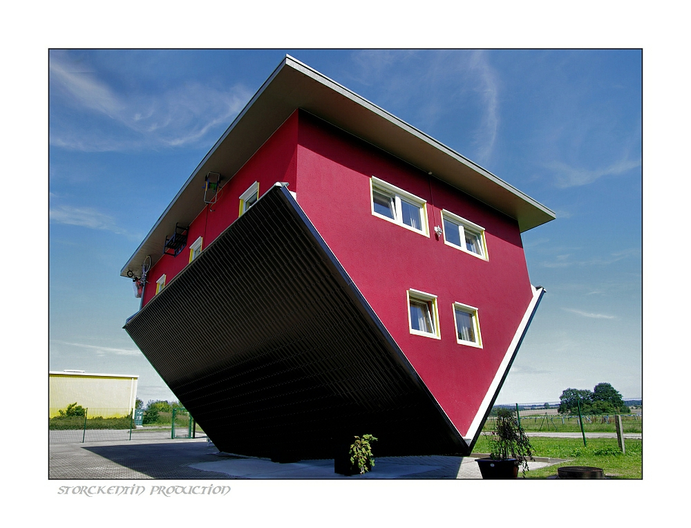 haus kopf ber foto bild deutschland europe mecklenburg vorpommern bilder auf fotocommunity. Black Bedroom Furniture Sets. Home Design Ideas