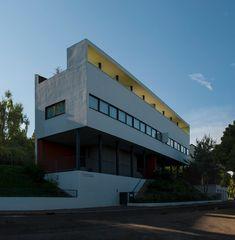 Haus Le Corbusier Im Weissenhof f