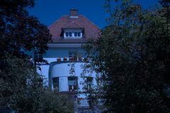 Haus moonlight